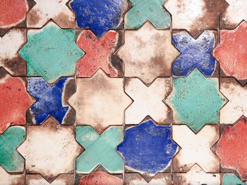 terakota italská obklady dlažba cihelná