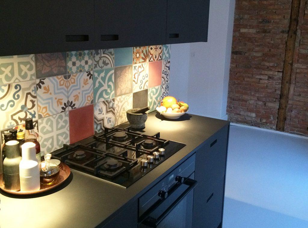 obklady patchwork do kuchyně