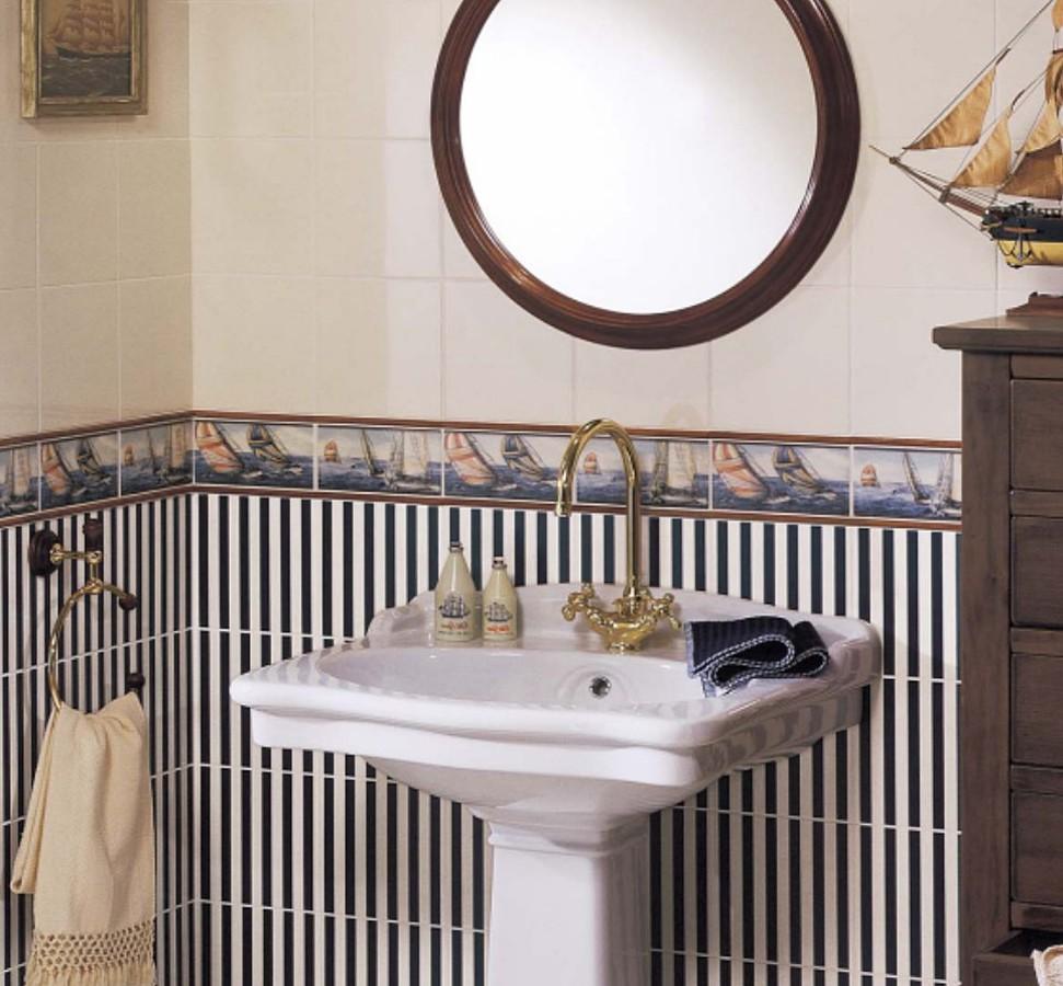obklady do koupelny na zámek retro obklady
