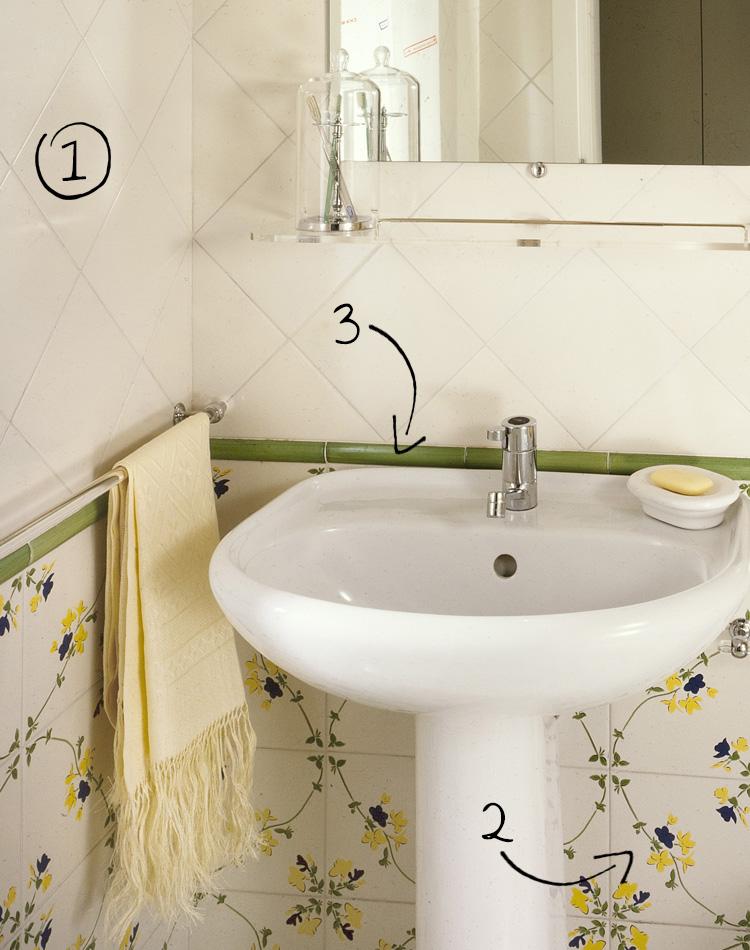 musa obklady kuchyne koupelny selske malovane kvetiny kyticky vintage