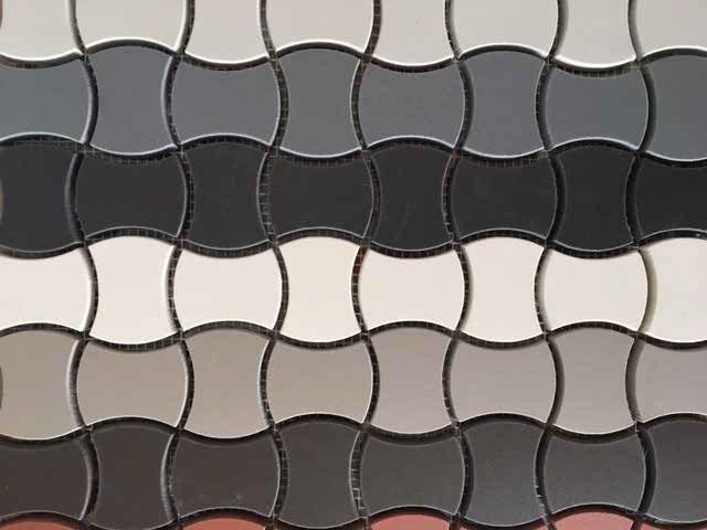 mozaika odolná slinutá historická na zem