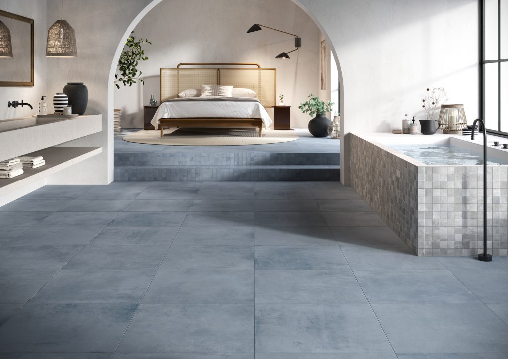 rondine colorchic dlažba industriální velkoformátová beton