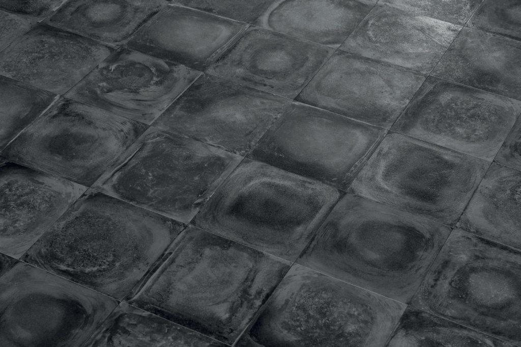 eco ceramica beton art dlažba 20x20 obklady retro rustikální modré šedé bílé černé dekory