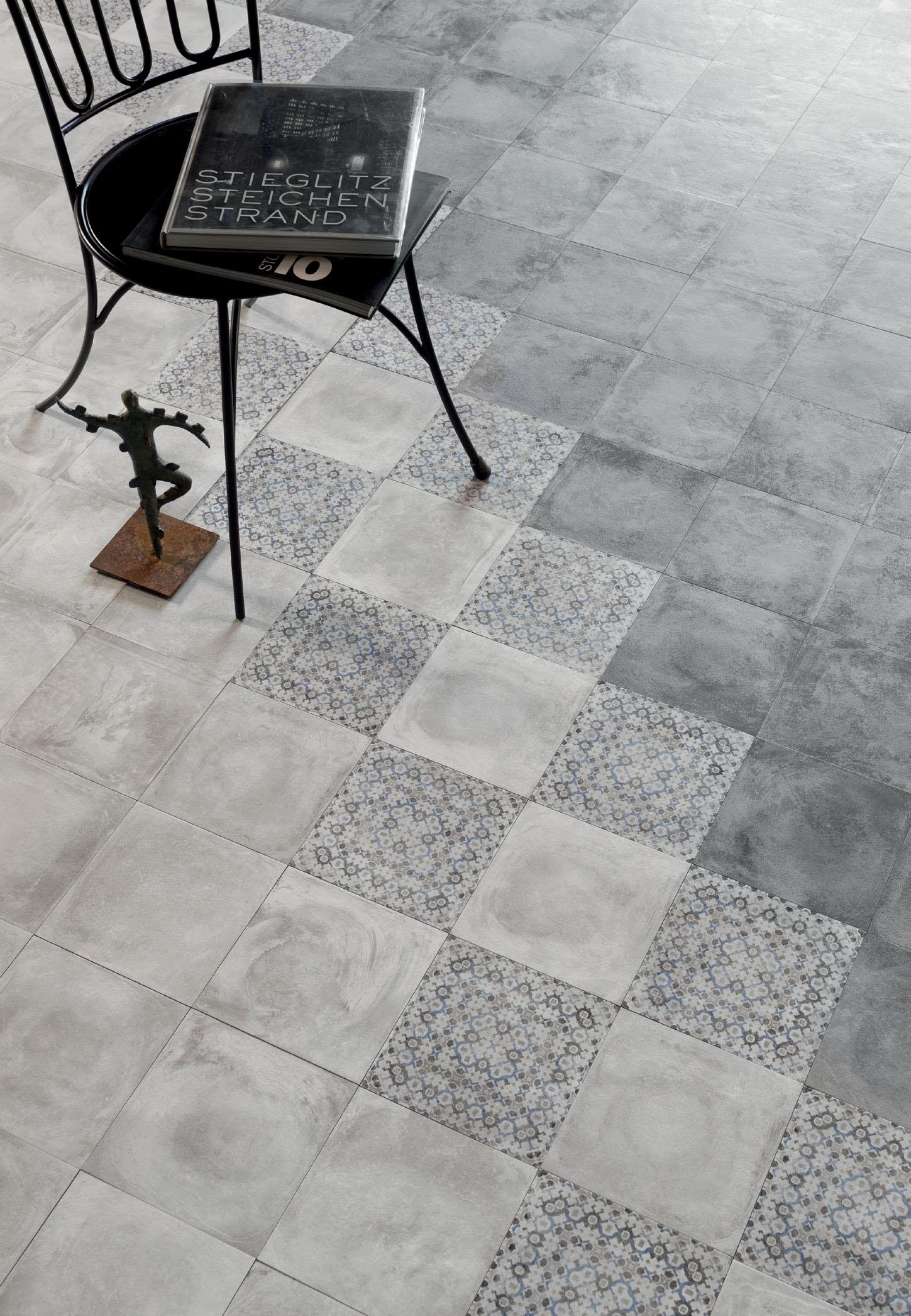 eco ceramica beton art 20x20 retro dlažba